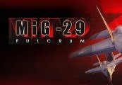 MiG-29 Fulcrum Steam CD Key