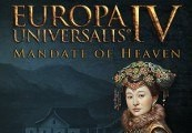 Europa Universalis IV - Mandate of Heaven Content Pack Steam CD Key