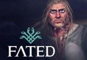 FATED: The Silent Oath EU PS4 CD Key