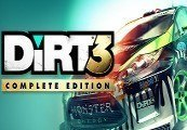DiRT 3 Complete Edition Clé Steam