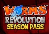 Worms Revolution - Season Pass DLC Steam CD Key