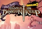 Borderlands 2 - Tiny Tina's Assault on Dragon Keep DLC Chave Steam