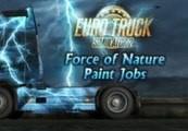 Euro Truck Simulator 2 - Force of Nature Paint Jobs Pack DLC Steam CD Key