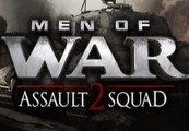 Men of War: Assault Squad 2 - Airborne DLC Steam CD Key