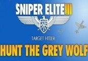 Sniper Elite III - Target Hitler: Hunt the Grey Wolf DLC Steam CD Key
