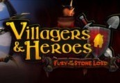 Villagers and Heroes: Hero of Stormhold Pack Steam CD Key
