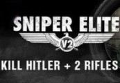 Sniper Elite V2 - Kill Hitler + 2 Rifles DLC Steam CD Key