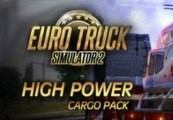 Euro Truck Simulator 2 - High Power Cargo DLC Clé Steam