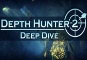 Depth Hunter 2: Deep Dive Steam CD Key