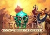 Heroes & Legends: Conquerors of Kolhar Steam CD Key