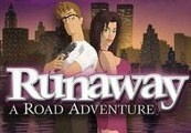 Runaway, a Road Adventure Steam CD Key