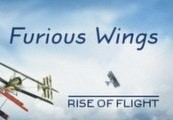 Rise of Flight: Channel Battles Edition - Furious Wings DLC Steam CD Key