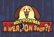 Holy Potatoes! A Weapon Shop?! Clé Steam