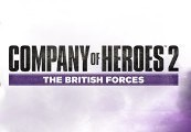 Company of Heroes 2: The British Forces Steam CD Key