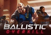 Ballistic Overkill Steam CD Key