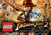 LEGO Indiana Jones 2: The Adventure Continues Clé Steam