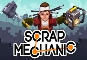 Scrap Mechanic Clé Steam