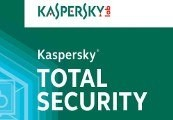 Kaspersky Total Security 2018 EU Key (1 Jahr / 3 Geräte)