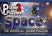 Pixel Puzzles 2: Space Steam CD Key