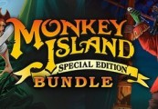 Monkey Island: Special Edition Bundle Clé Steam