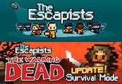 The Escapists + The Escapists: The Walking Dead Deluxe Clé Steam