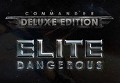 Elite Dangerous: Commander Deluxe Edition Clé Steam