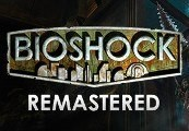 BioShock Remastered Steam CD Key