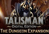 Talisman - The Dungeon Expansion Steam CD Key