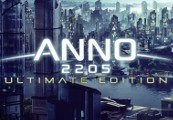 Anno 2205 Ultimate Edition EMEA Clé Uplay