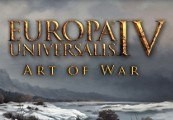 Europa Universalis IV - Art of War Expansion RU VPN Required Steam CD Key