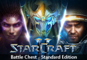 StarCraft II BattleChest Standard Edition EU Clé Battle.net