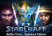 StarCraft II BattleChest Standard Edition US Battle.net CD Key