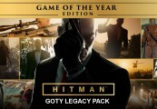 HITMAN 2 - GOTY Legacy Pack DLC Steam CD Key