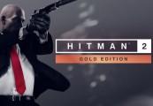 HITMAN 2 Gold Edition + Prepurchase Bonus RU VPN Activated Steam CD Key