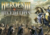 Heroes of Might & Magic III – HD Edition Steam CD Key