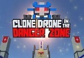 Clone Drone in the Danger Zone Steam CD Key
