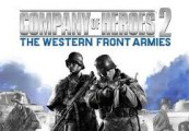 Company of Heroes 2: The Western Front Armies - Double Pack Steam CD Key