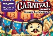 Carnival Games: Monkey See, Monkey Do for Kinect Xbox 360 CD Key