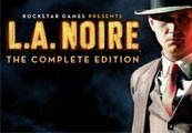 L.A. Noire: The Complete Edition | Steam Key | Kinguin Brasil
