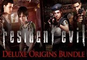 Resident Evil Deluxe Origins Bundle / Biohazard Deluxe Origins Bundle Steam CD Key