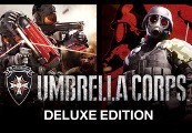 Umbrella Corps: Deluxe Edition Steam CD Key