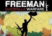 Freeman: Guerrilla Warfare Steam CD Key