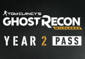 Tom Clancy's Ghost Recon Wildlands - Year 2 Pass DLC EU PS4 CD Key