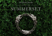 The Elder Scrolls Online Summerset Digital Standard Edition EU Digital Download CD Key