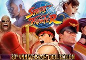 Street Fighter 30th Anniversary Collection EMEA + ANZ Steam CD Key