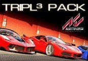 Assetto Corsa -Tripl3 Pack DLC Steam CD Key