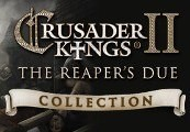 Crusader Kings II - The Reaper's Due Collection DLC Steam CD Key
