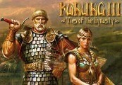 Konung 3: Ties of the Dynasty Clé Steam