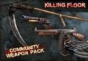 Killing Floor - Community Weapon Packs Bundle DLC Clé Steam