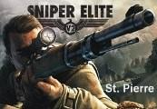 Sniper Elite V2 - St. Pierre DLC Clé  Steam